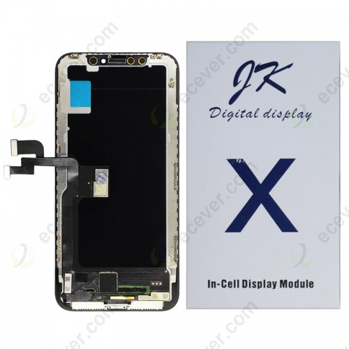 JK In-Cell technology LCD Screen for iPhone X