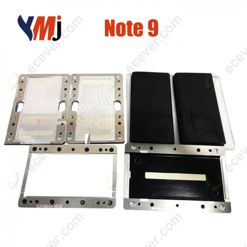 YMJ Alignment Lamination Mold Mould for Samsung Note 9