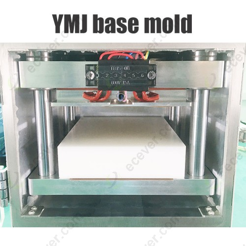 YMJ Base Mould Mold for Screen lamination - White