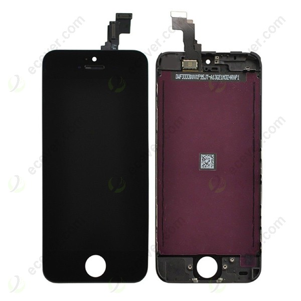 iphone 5c lcd screen for iphone 5c lcd screen digitizer glass assembly with 1895