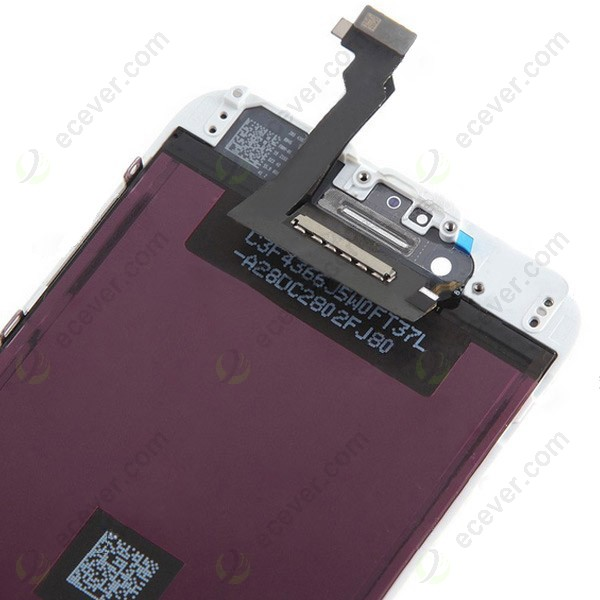 reputable site 8145e a37bb (Full Ori) for iPhone 6 LCD Screen Digitizer Touch Assembly White
