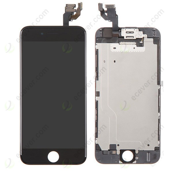 iphone 6 screen black front lcd screen touch panel combo for iphone 6 black 15073