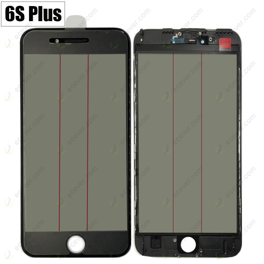 Backlight Protective Film for Apple iPhone 6S Plus with Glue Card