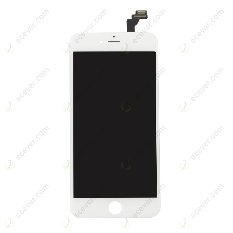 brand new 50a4c 75608 LCD Screen Digitizer Assembly for iPhone 6 Plus White