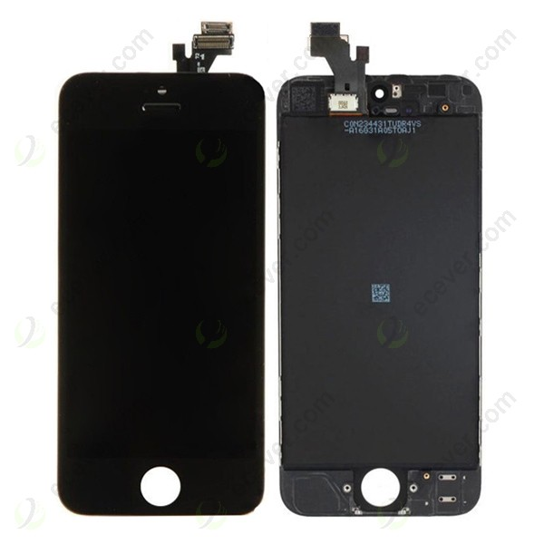 Replacement For iPhone 5 LCD Screen Touch Digitizer Assembly Black 8118c001fb