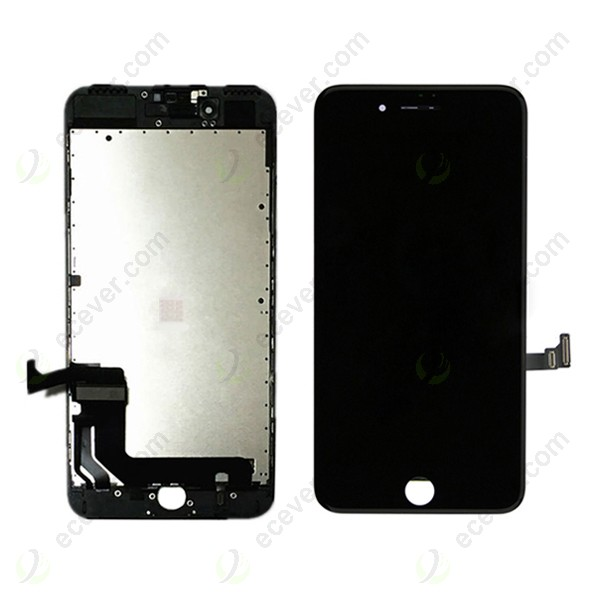 LCD Screen Touch Digitizer Assembly for iPhone 7 Plus Black 03b22280fe