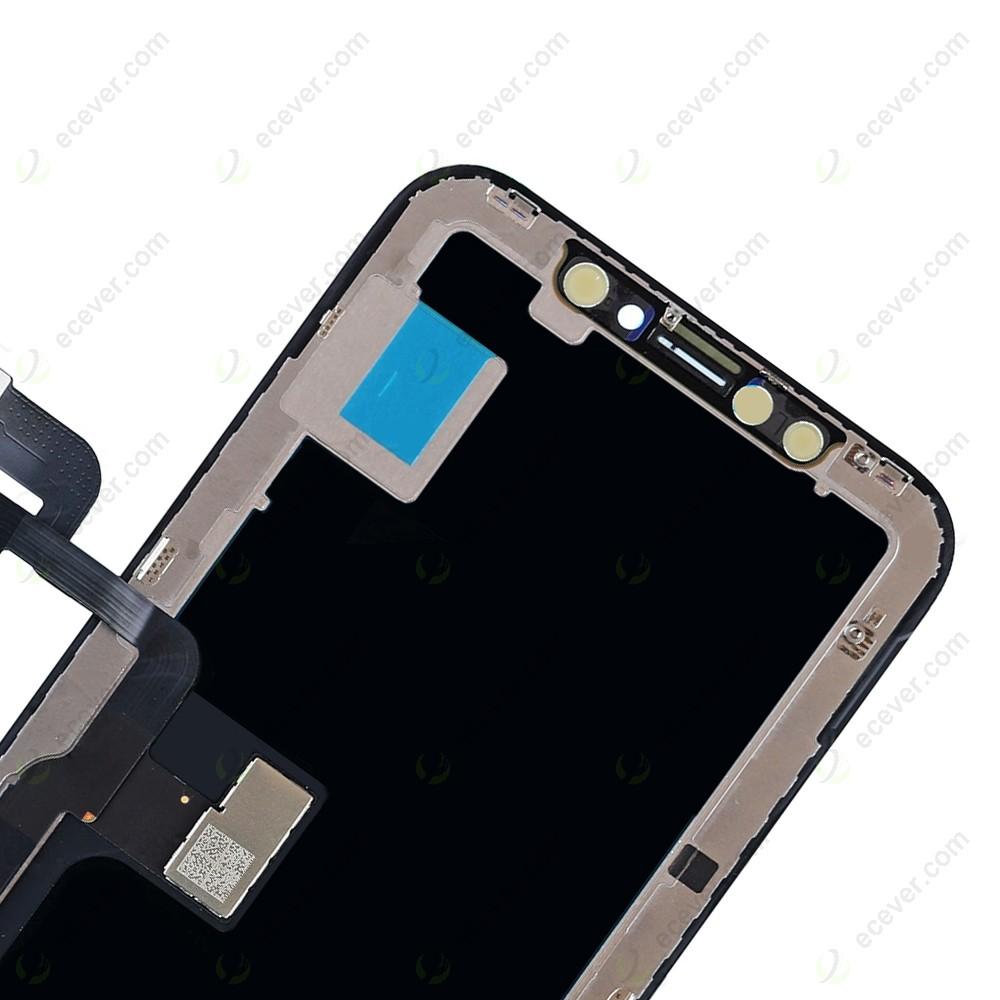 new arrival b6e52 abc96 Full Ori) OLED Screen Display for iPhone X with Touch Glass Assembly
