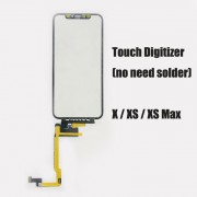 Long Cable Digitizer Touch Screen for iPhone X XS XS MAX with OCA or Without OCA
