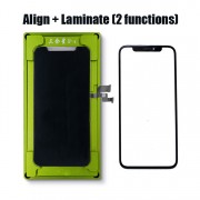Align Laminate mould mold for iphone X XS XS Max glass Touch Screen digitizer OLED LCD display for all brand laminating machine