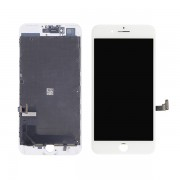 (Half Original) LCD Screen Touch Digitizer Assembly for iPhone 7 Plus White