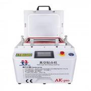 AK PRO Vacuum Lamination Machine OCA laminator Air bubble Remover Machine