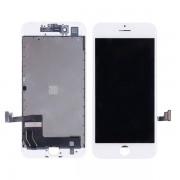 (Full Ori) White for iPhone 7 LCD Screen Touch Digitizer Assembly with Frame