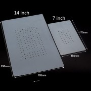 Silicone Rubber Pad Mat For Tablet Cellphone LCD Screen Vacuum Suction Separator