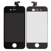 (Half Ori) Black for iPhone 4S LCD Display Touch Screen Digitizer Assembly