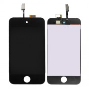 For iPod Touch 4th LCD Screen Digitizer Touch Assembly Black