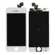 (Half Original) For iPhone 5 LCD Display Touch Digitizer Assembly Combo White