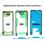 Original OLED Screen Frame Adhesive Sticker Tape for Samsung Galaxy S20 S20+ S20 Ultra