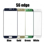 Replacement Front Glass Lens for Samsung Galaxy S6 Edge