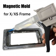 Magnetic Clamping mold mould for iphone X XS XS MAX frame laminating mold repair refurbish