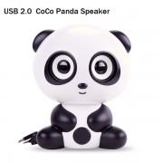 Stereo CoCo Panda Speaker for Computer Laptop LED TV