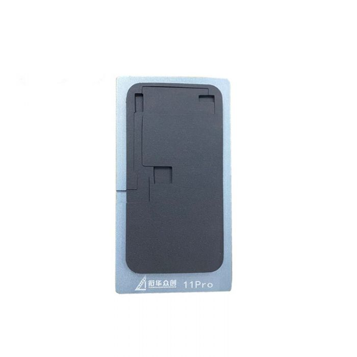 LCD OLED Lamination Mat Mold for iPhone 11 11 Pro and 11 Pro max