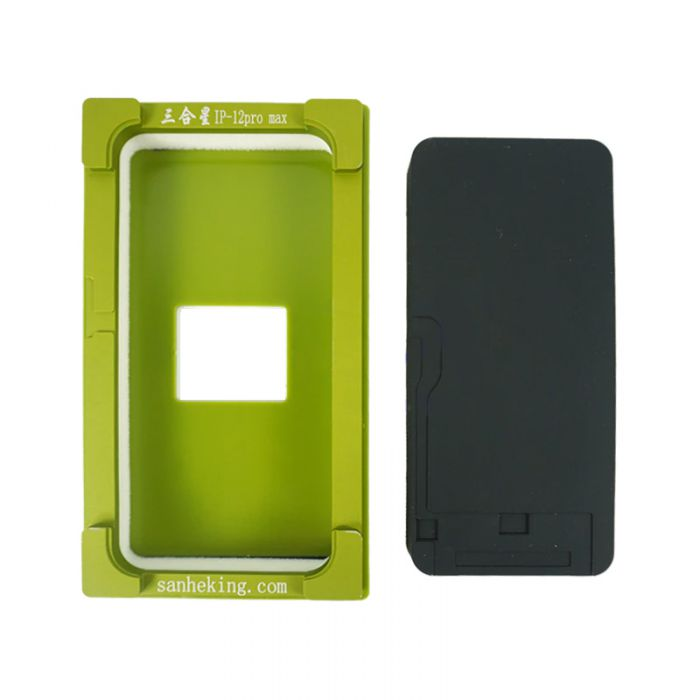 sameking green 2 in 1 Alignment and lamination mould mold for iphone 12 Pro Max