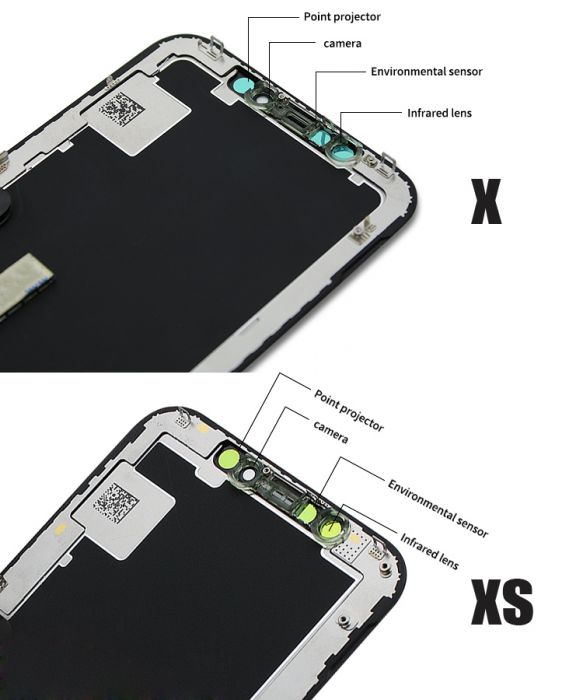 GX XS Hard OLED Screen Display for iPhone XS Assembly Replacement