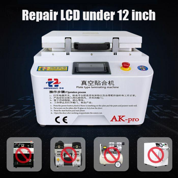 AK Pro Vacuum laminating and bubble removing machine