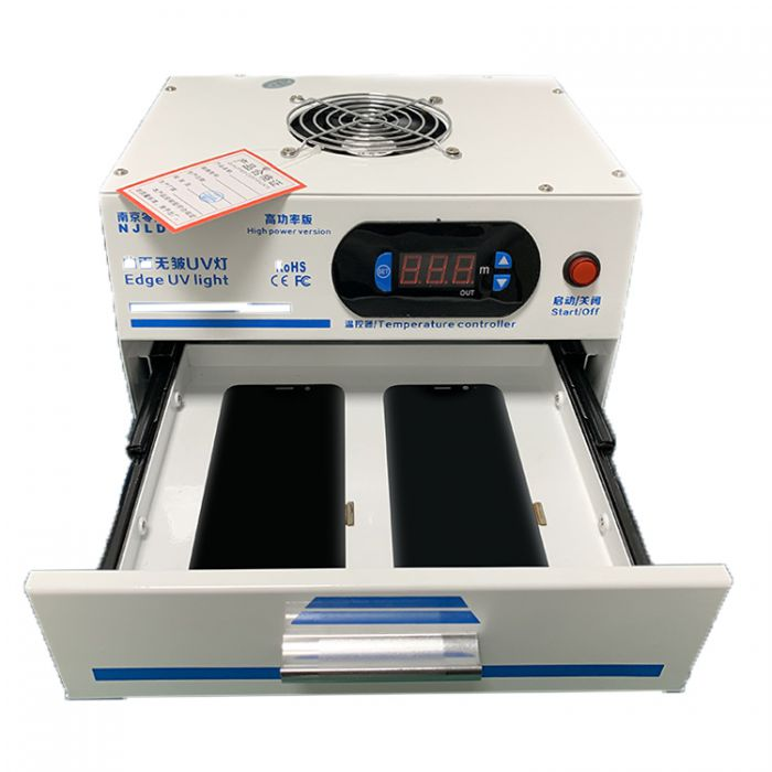1000W UV light curing machine for samsung edge curved S10 S8 note 9 Note 10 S9 screen repair refurbish