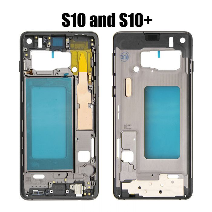 Front Frame Housing For Samsung Galaxy S10 S10+