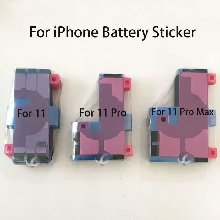 Battery Adhesive Tape Strip Sticker For iPhone 11 11 Pro Max Battery Removal