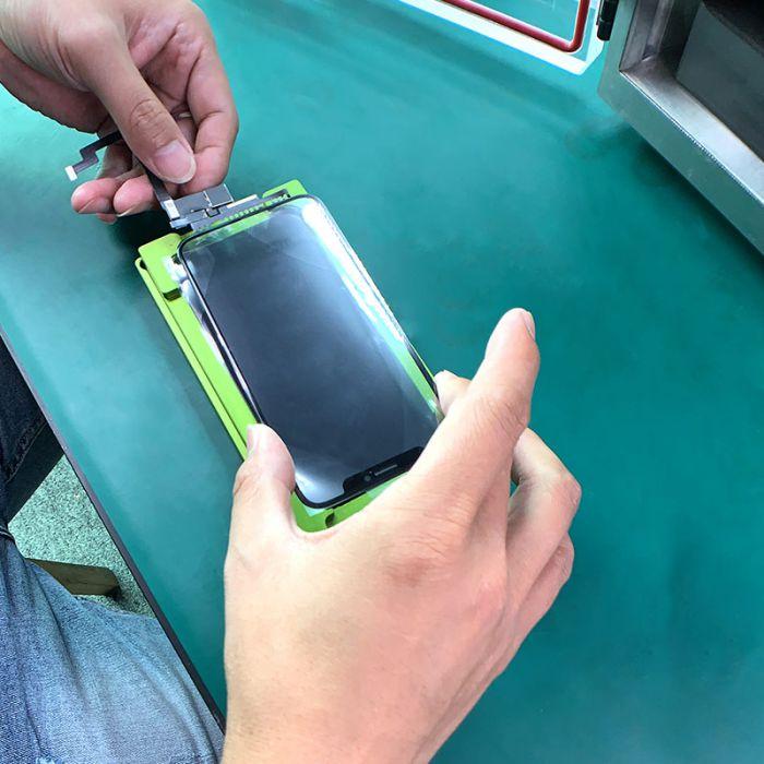 Sameking Alignment and lamination Mold Mould for iPhone 11 11 Pro 11 Pro Max OLED Refurbishing Regeneration