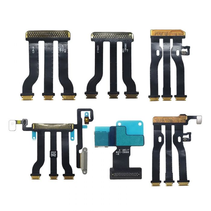For Apple Watch Series 6 5 4 3 2 38mm 42mm 40mm 44mm LCD Motherboard Main Board Connector Flex Cable