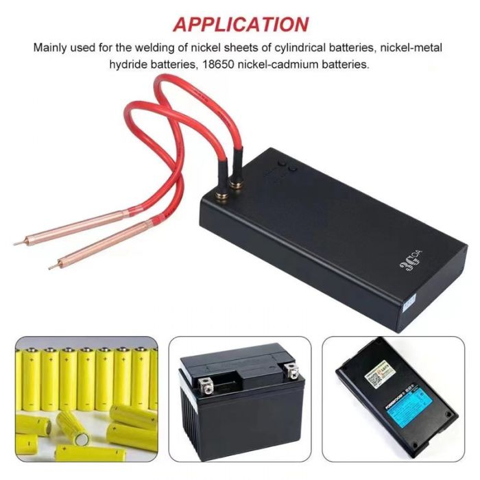 Spot Welder Tool for iPhone XR XS MAX Battery Message Remove