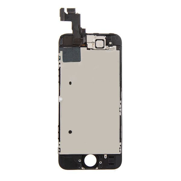 Black for iPhone 5S/SE LCD Screen Touch Glass Complete Assembly with Parts