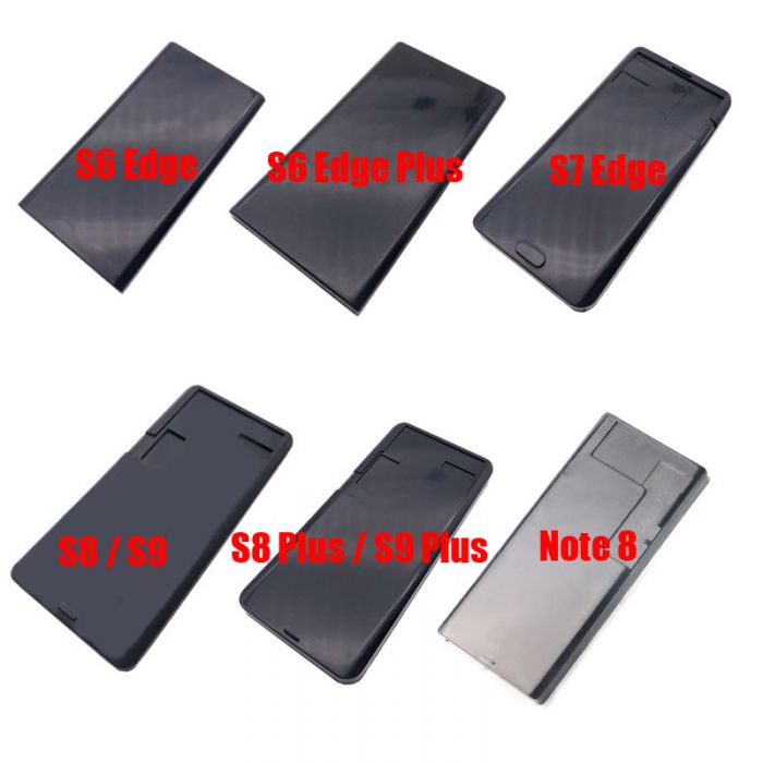 Lamination Mat Pad for Samsung S7 Edge S8 S9 S8+ S9+ and Note 8