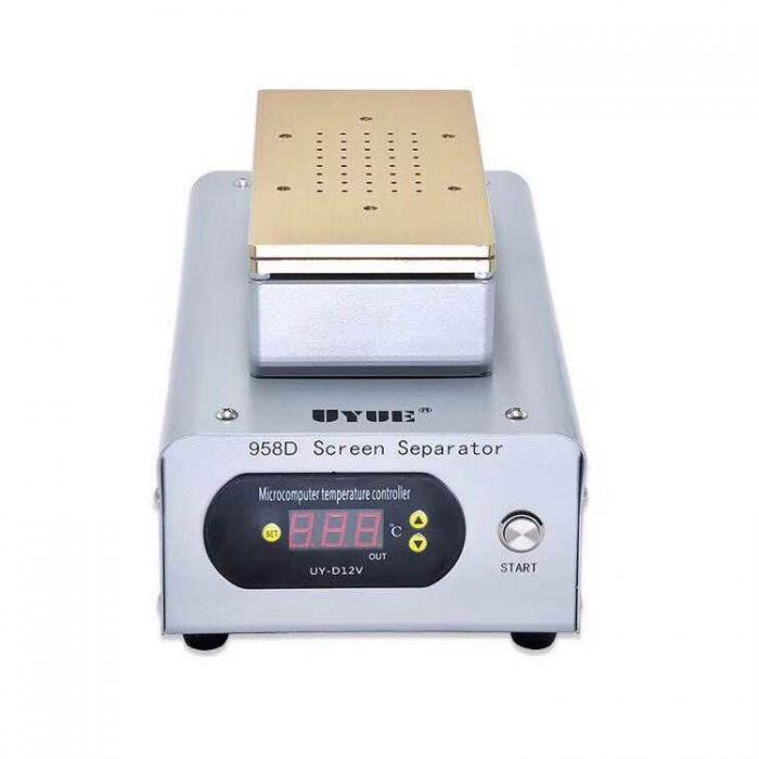 UYUE 958D Built-in Two Big Pumps  7 Inch Vacuum LCD Separator Machine