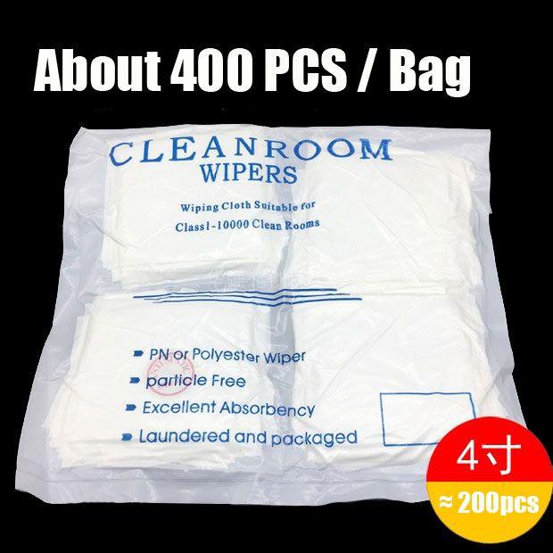 Soft Cleanroom Wiper Phone LCD Screen Cleaning Cloth