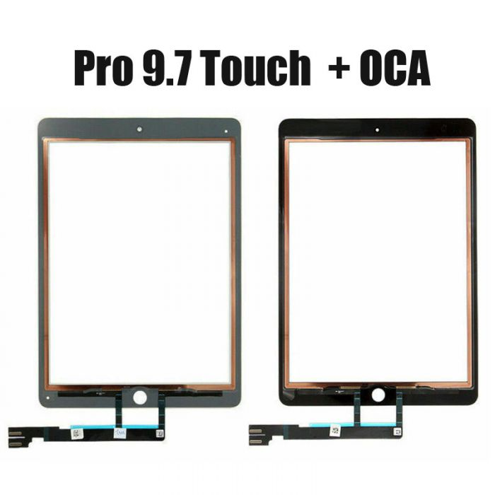 Digitizer Touch Screen Panel with OCA or without OCA For iPad Pro 9.7 inch