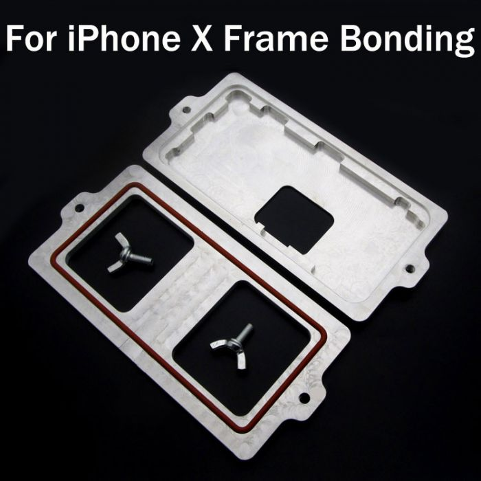 For iPhone X XS MAX LCD frame Bonding Mold Mould