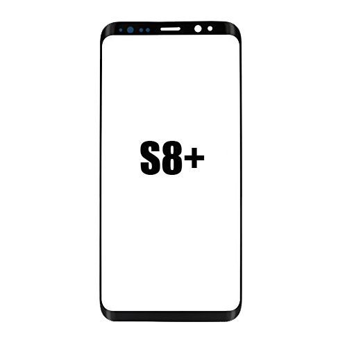 Replacement Front Glass Lens for Samsung Galaxy S8 Plus