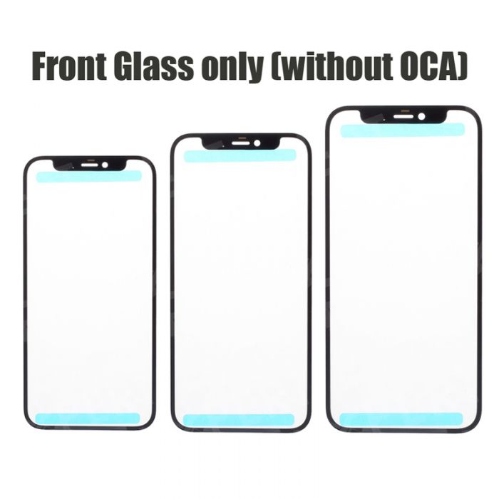 Front Glass Lens for iPhone 12 mini 12 Pro max Replacement Refurbish