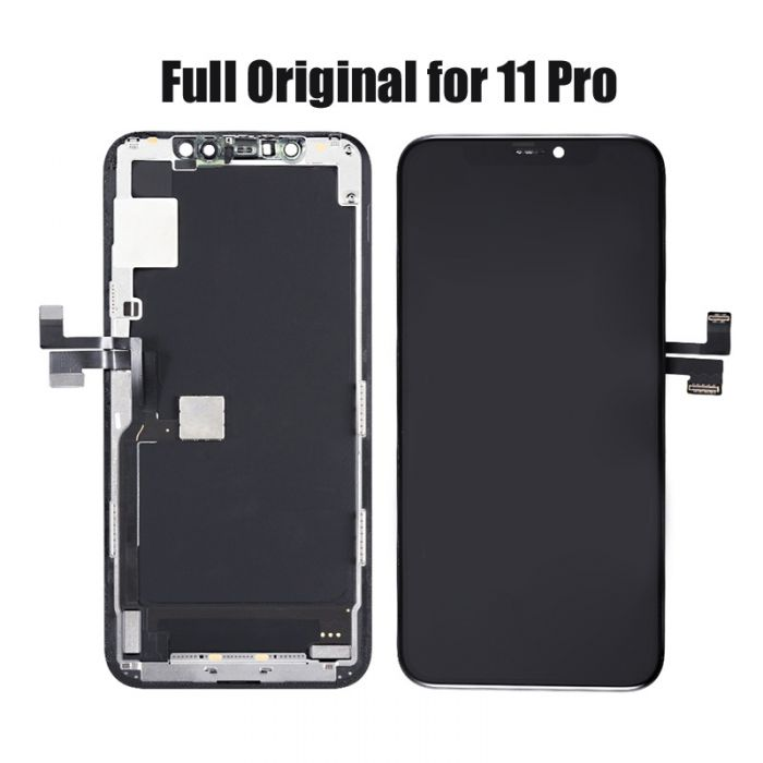 (Full Ori) Front OLED Screen for iPhone 11 Pro with Touch Panel Digitizer 3D