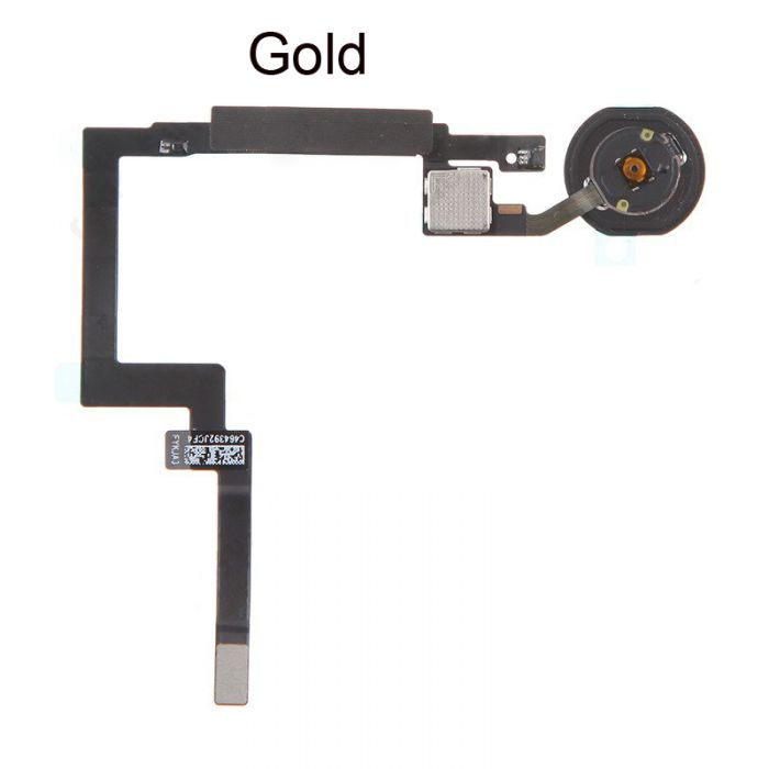 OEM Home Keyboard Assembly for iPad Mini 3 Gold
