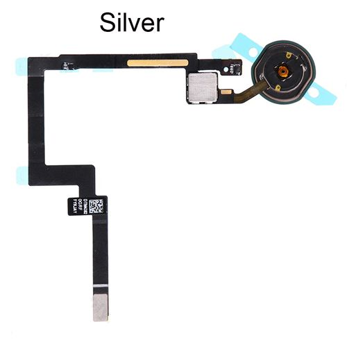 Silver for iPad Mini 3 Home Assembly