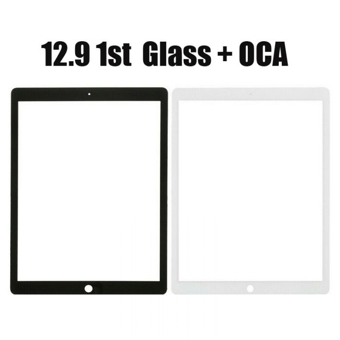 Front Glass with OCA or Without OCA For iPad Pro 12.9 1st Gen