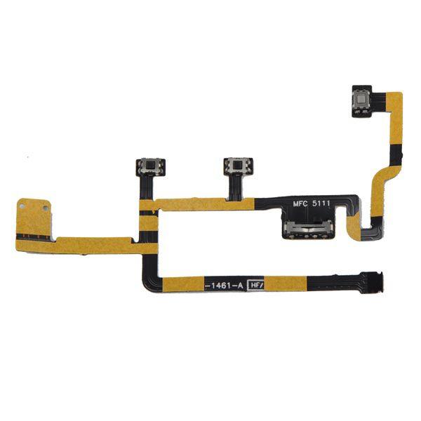CDMA Version iPad 2 Power Volume Button Flex Cable