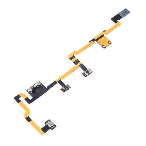 iPad 2 Power On Off Volume Switch Flex Cable GSM Version