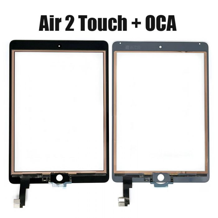 Touch Screen Digitizer with OCA or Without OCA for iPad Air 2