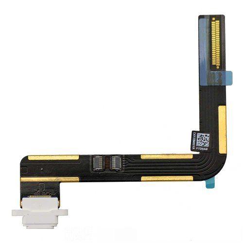 OEM iPad Air Charging Port Flex Cable Ribbon White